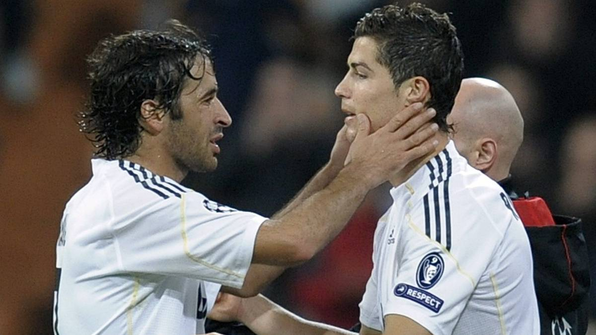 Real Madrid's all-time derby XI: Cristiano, Raúl, Di Stéfano...