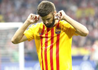 Piqué delays Leganés trip for