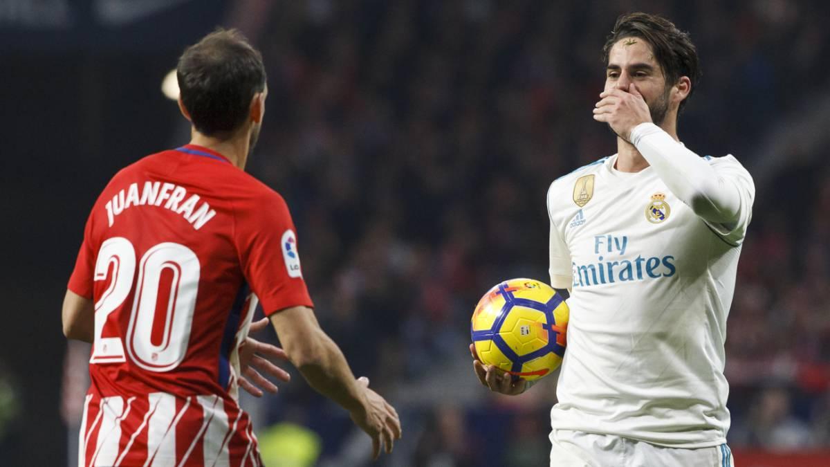 Sigue el Atlético de Madrid vs Real Madrid en directo online, derbi de la jornada 12 de LaLiga Santander. Hoy, sábado 18 de noviembre, en AS.com