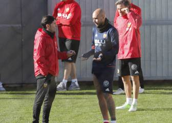 Valencia hot-shot Simone Zaza fit to face Espanyol