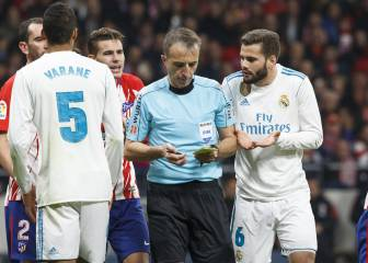 Real Madrid have lost nine points through unawarded penalties