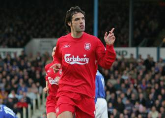 12 players that you may not remember playing for Liverpool