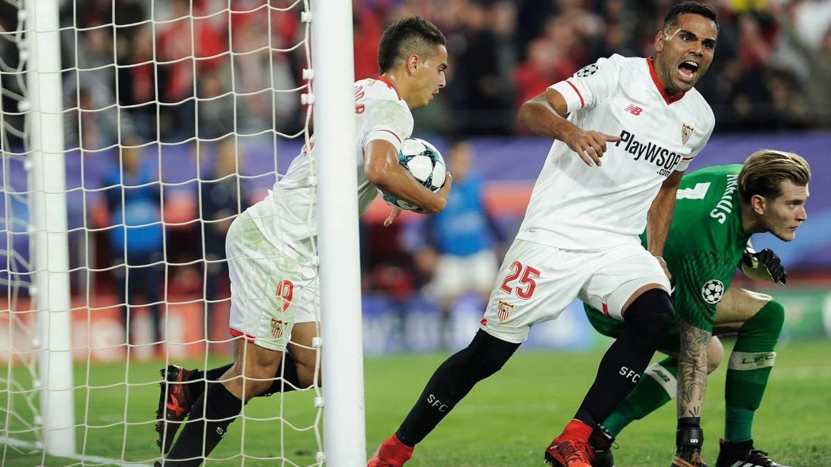 Sevilla-Liverpool resumen, resultado y goles - AS.com