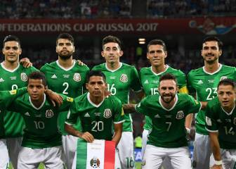 Osario gets it spot on with Mexico