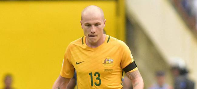 Aaron Mooy, the star of the Australia team