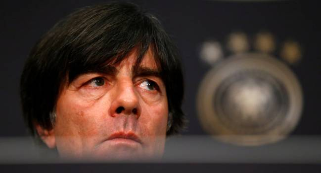 Joachim Löw, Germany coach