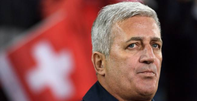 Vladimir Petkovic, Switzerland coach