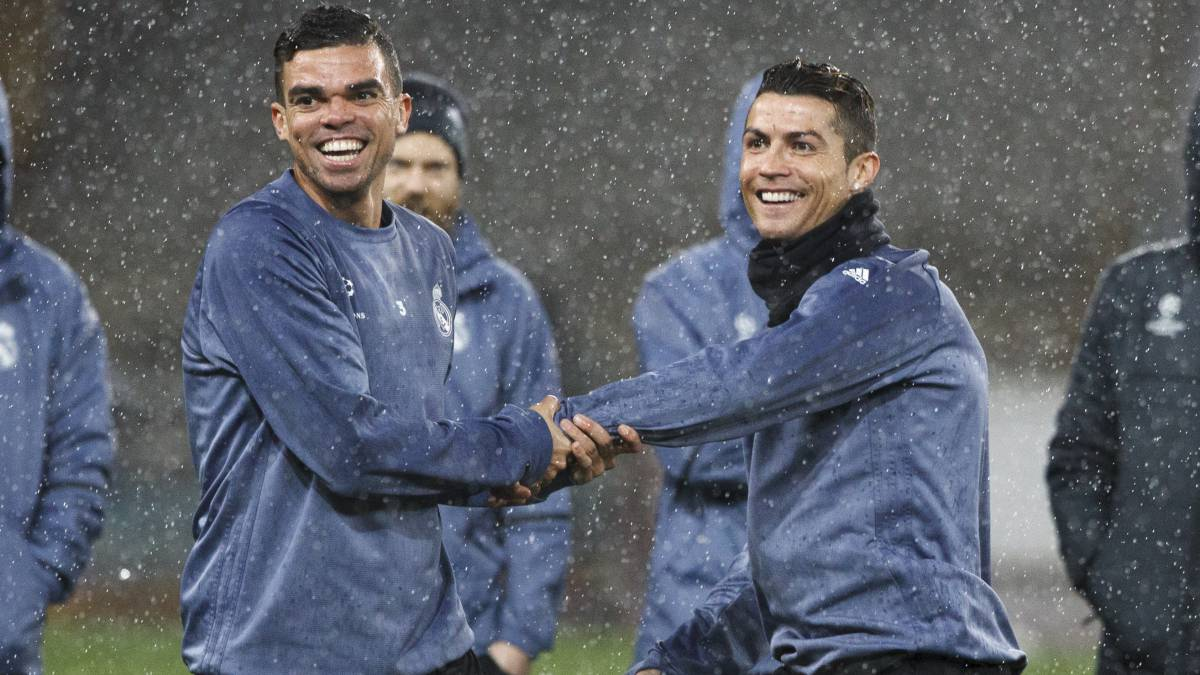 Pepe sets #ComeToBesiktas campaign's sights on Cristiano