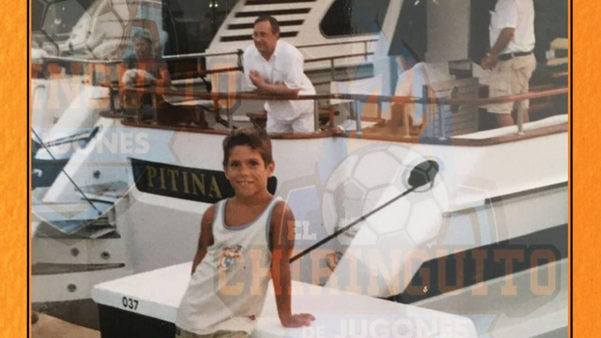 La foto que demuestra el madridismo de cuna de Asensio - AS.com