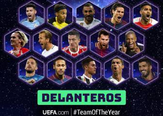 UEFA Team of the Year: 20 Liga players on 50-man shortlist