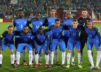 Youthful France could make quite an impact