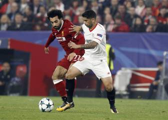 Éver Banega is the Champions League pass master