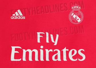 Crimson kings: Real Madrid to rock red again next season