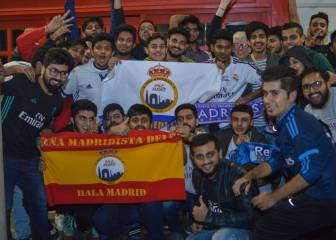 India's second Real supporters' club celebrates first birthday