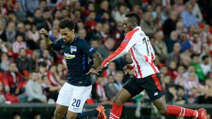 1x1 del Athletic: Williams mantiene viva Europa