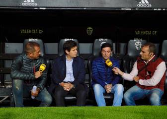 "Marcelino ups the stakes: ""Valencia can beat Barcelona"""