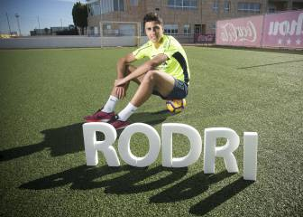 Atlético set their sights on Villarreal's Rodri