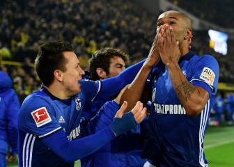 Dortmund made to Ruhr Schalke four-goal comeback