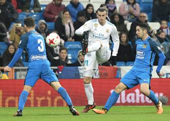 Fuenlabrada push Madrid all the way at the Bernabéu
