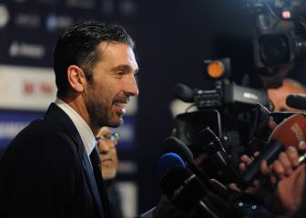 Italy legend Buffon wins Serie A best player award