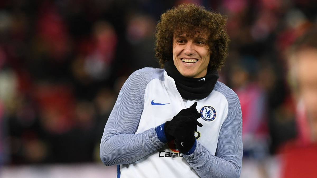 RMC: el Real Madrid negocia con David Luiz para enero