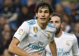 Zidane leaves Vallejo out of Madrid's Club World Cup squad