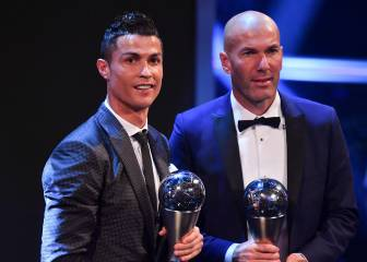 Real Madrid take Globe Soccer nominations by storm