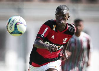 Vinicius Junior to arrive at Real Madrid next summer