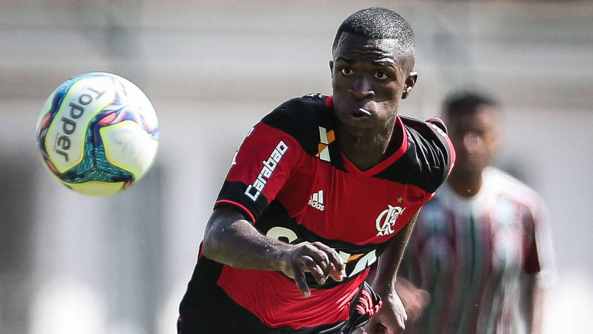 Vinicius Junior: Real Madrid to bring in Brazilian next summer