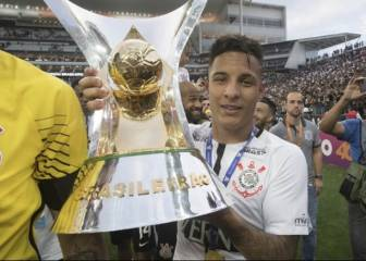 Sevilla snap up Corinthians left back Guilherme Arana