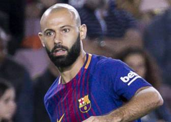 Mascherano doesn't want Barça end to be like Liverpool