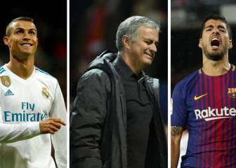 Ramos, Suárez, Cristiano all make Four Four Two '50 most hated people in football' list