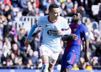 Celta force Barça to drop first home points of the season