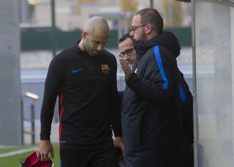 Mascherano informs Barça this season will be his last
