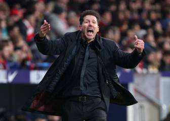Simeone matches 26-year-old unbeaten record in LaLiga