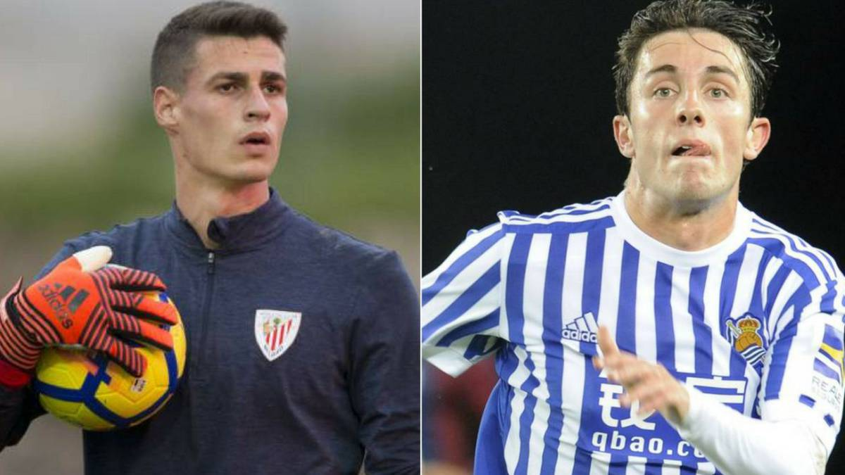 Real Madrid out to sign Kepa in January, Odriozola in summer