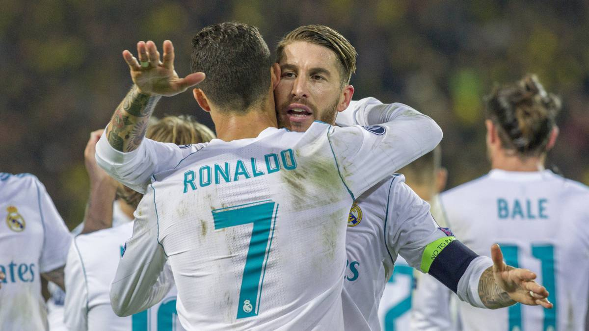 "Ramos: ""Sometimes Cristiano and me have disagreements"""