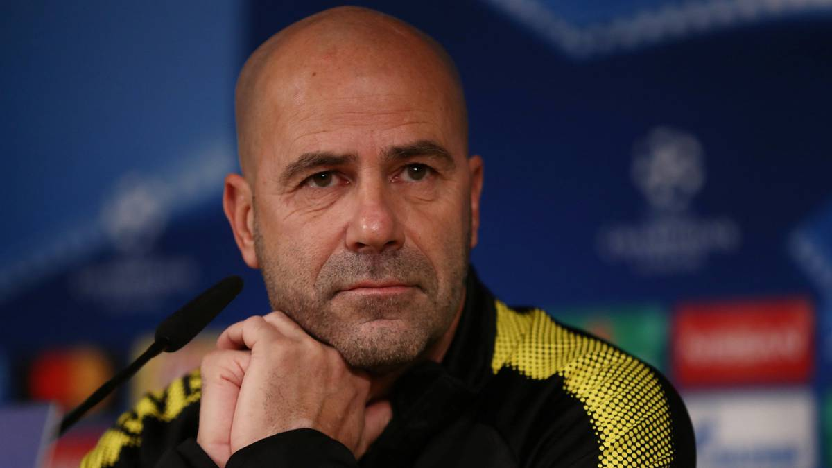 Bosz discusses Real Madrid crisis, Aubameyang transfer rumours