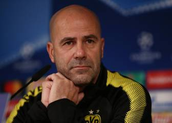Bosz laughs off Real Madrid crisis, Aubameyang transfer rumours