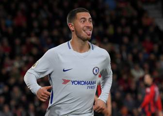 Hazard stalling on Chelsea deal, eyeing Real Madrid - report