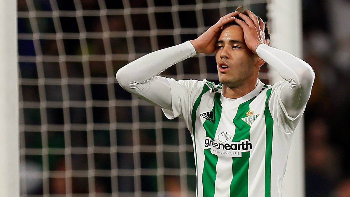 Betis: Tonny Sanabria could miss the rest of the season