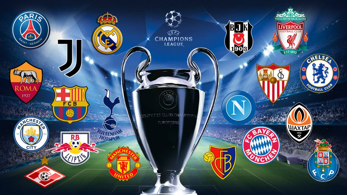 The teams Madrid and Barça could meet in the Last 16 of ...