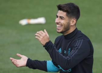 Asensio back in Real squad for Dortmund clash, Kroos rested