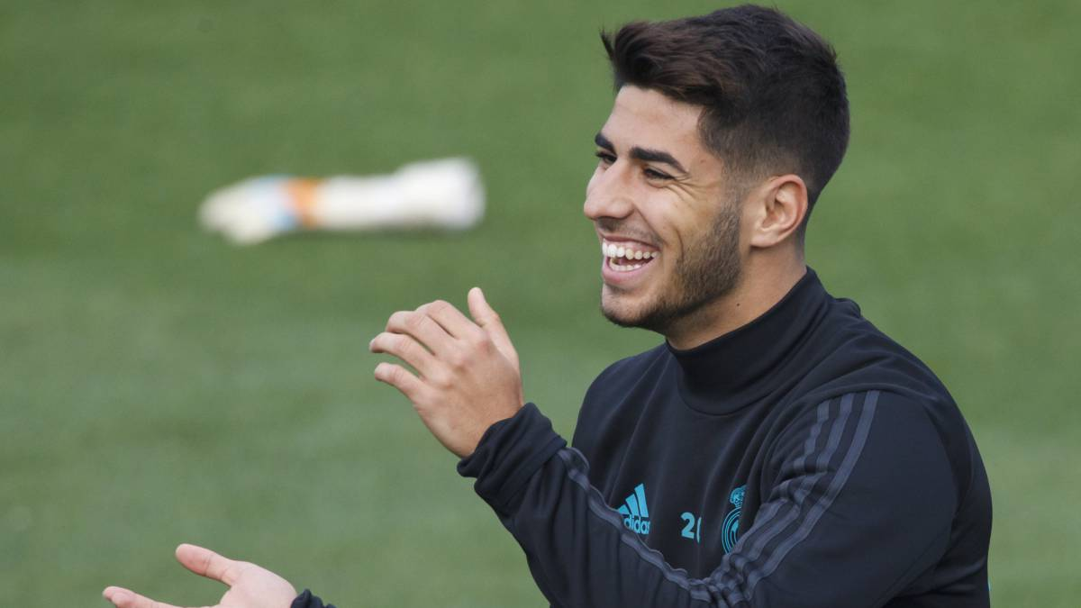 Real Madrid-Borussia Dortmund: Asensio returns, Kroos rested