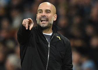 Guardiola reaches 100-game mark in Champions League