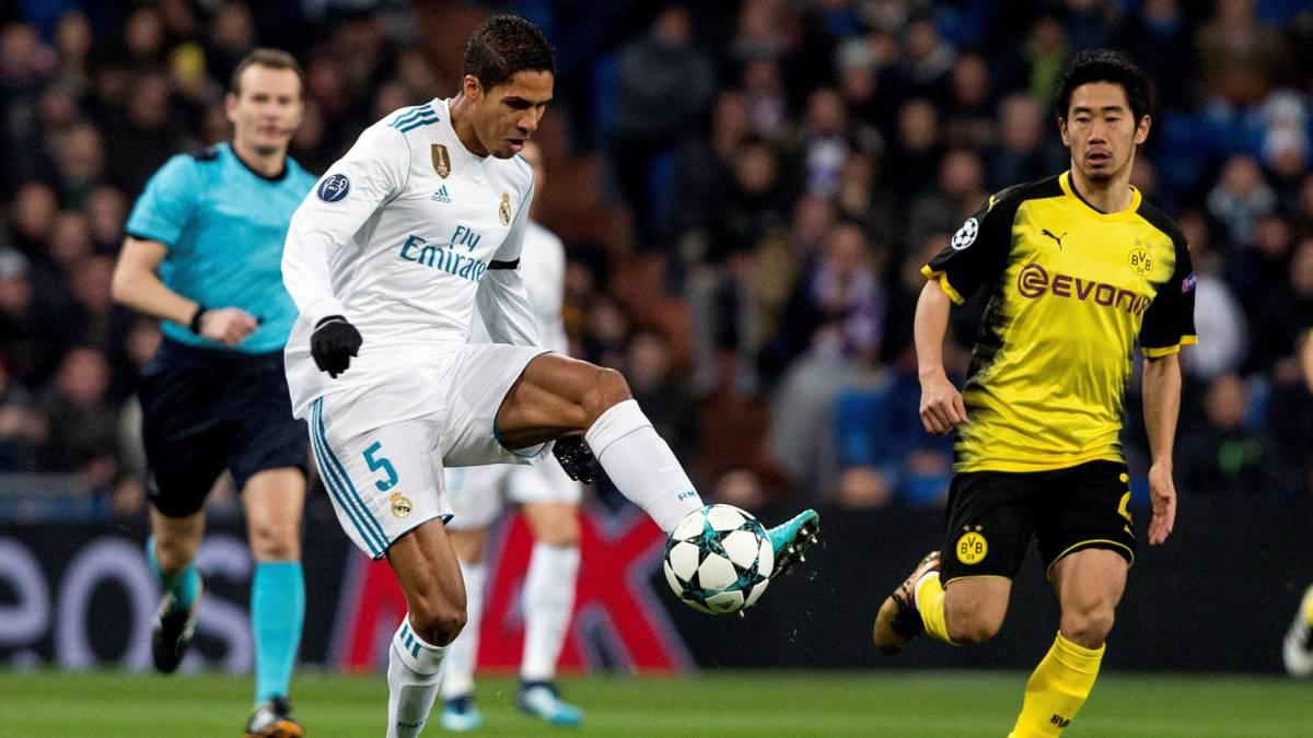 Problemón: Varane se lesionó y deja sin centrales a Zidane