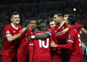 Fantastic four fire seven-goal Liverpool in to Last 16