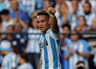 Lautaro Martínez passes medical and is set to join Atleti