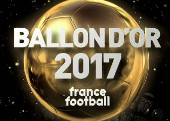 2017 Ballon d'Or: results in full