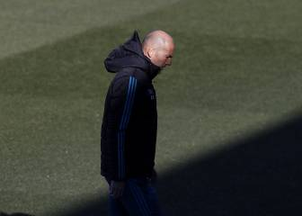 Real Madrid defence: Zidane's options for Sevilla LaLiga clash